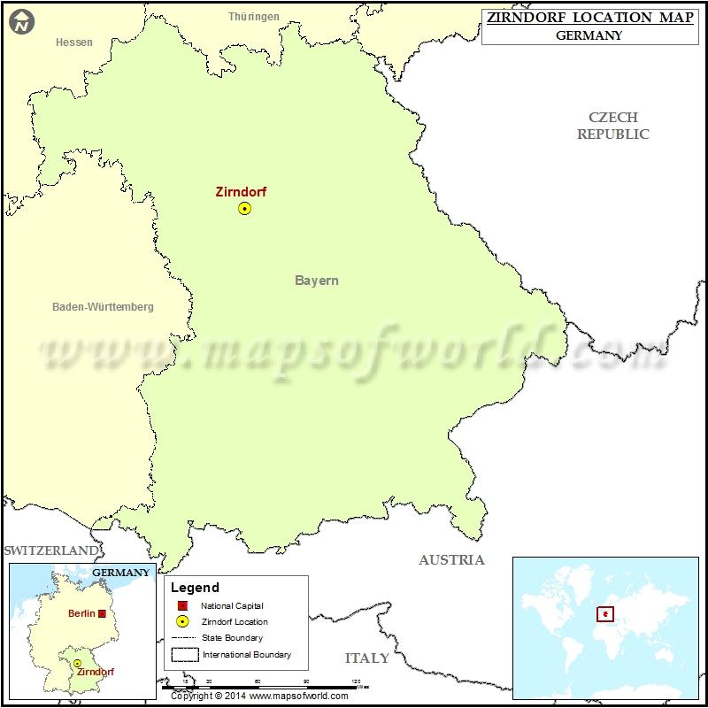 Where is Zirndorf
