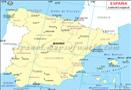 Latitud y Longitud de España