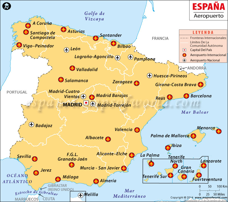 Huelva Spain Map Barcelona Canary Islands