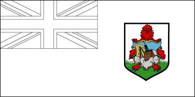 la bandera de Bermudas