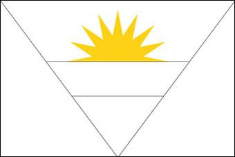 Blank Antigua and Barbuda