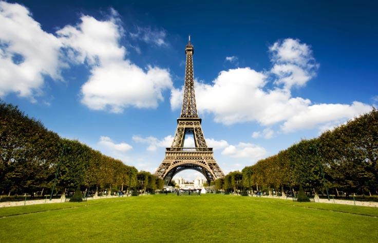 Guia de Viajes Francia