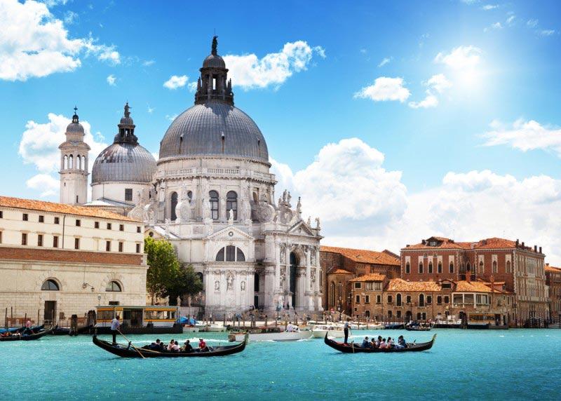 Guía de viajes de Italia
