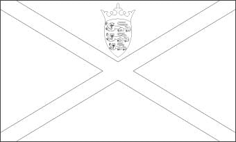 jersey-flag-outline