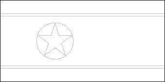 blank-north-korea-flag