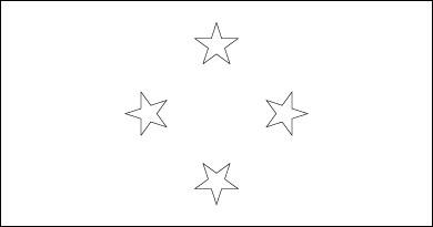 micronesia-flag-outline
