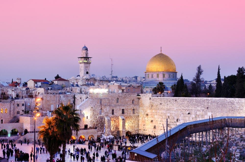 Ciudad vieja Jerusalén