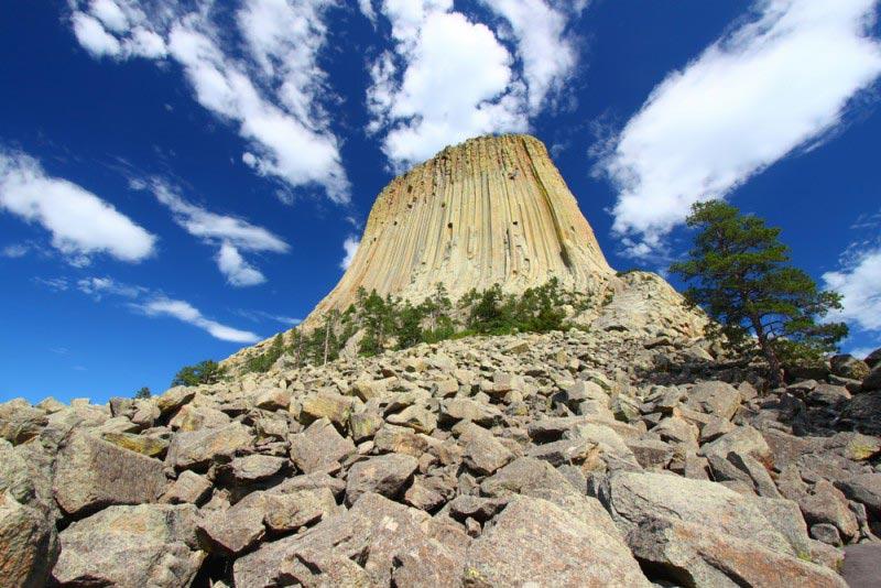 Diablos Monumento Nacional Torre