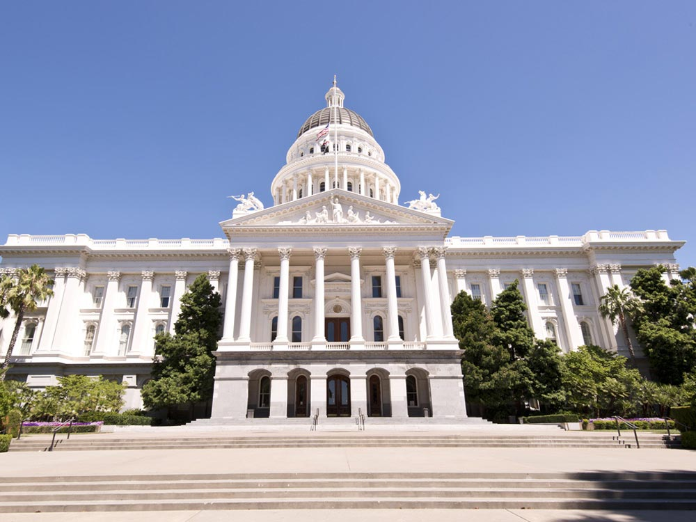 California State Capitol Museo